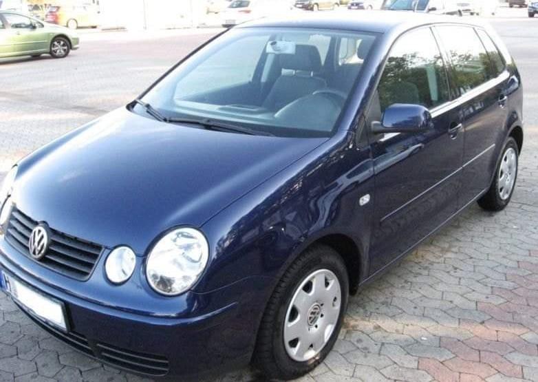 Volkswagen Polo de inchiriat